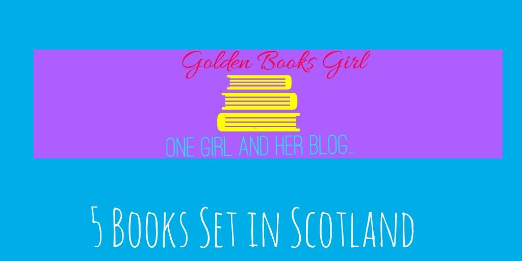 5 Books Set inScotland