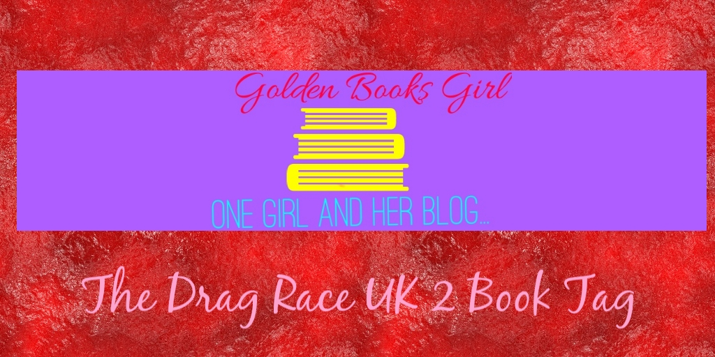 The Drag Race UK 2 BookTag